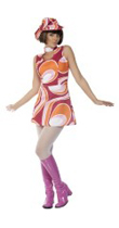 Sixties Fancy Dress � Great Fun for any Occasion
