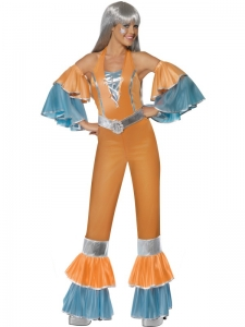 1970's Frilly Fantastic Costume