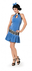 Betty Rubble Flintstones 'Deluxe Costume & Wig
