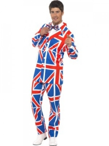 Union Jack Suit / Costume
