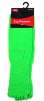 1980's Neon Leg warmers Green or pink