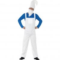 Male novelty garden gnome costume