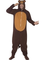 Adults Monkey Onesie Costume