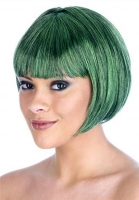 Ladies Oompa Loompa Fancy Dress Wig