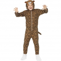 Children's onesie Tiger Costume