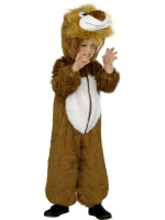Children's Lion Fancy Dress Costume