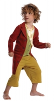 Kids Bilbo Biggins Fancy Dress