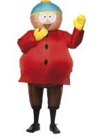 Inflatable South Park Cartman costume