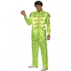 Beatles Sgt Pepper Suit Green