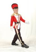 Boys Beefeater Toy Soldier Costume