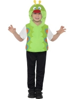 Childrens Caterpillar Tabard Costume
