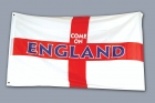 Come On England Football Flag