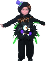Crazy Spider Fancy Dress Costume