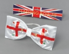 England Flashing Bow Tie