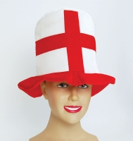 England St George Top Hat