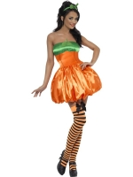 Fever Pumpkin Costume