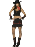 Fever Ranch Beauty Cowgirl Costume
