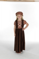 Girls Victorian Nell Costume
