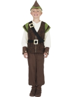 Robin Hood Childrens Costume