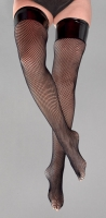 Sexy Black Fishnet Stockings