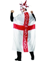 St George Cape, Come On England