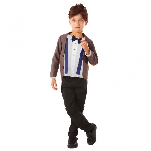Boys dr who fancy dress costume