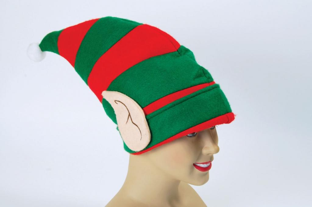 ... www.etsy.com/listing/83535644/newborn-santa-hat-striped-christmas-elf
