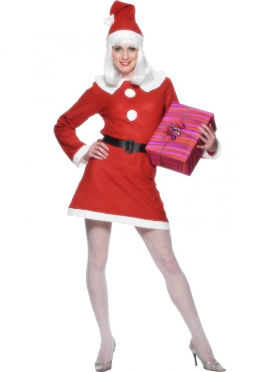 Recieve an automatic email once we have miss santa costume back
