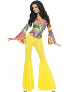 1970's Groovy Babe Costume