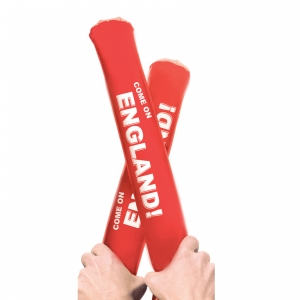 Inflatable England Rumble Sticks