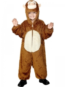 Childrens Monkey Costume