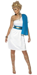 Ladies  Roman / Greek Beauty Costume