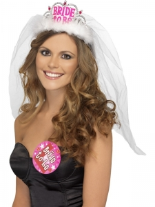 Hen Night Bride To Veil