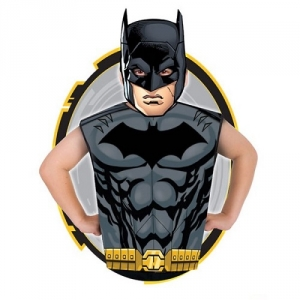 Childrens Superhero DC Comics Batman  Fancy Dress Party Pack Kit