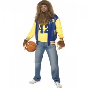 Mens Teen Wolf Costume