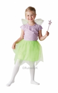 Girls Green Fairy Fancy Dress kit