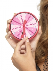 Hen Night Party Games Spinner