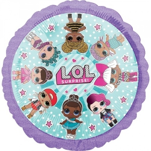 Girls L.O.L Surprise! Standard Foil Helium Balloon Party Decoration