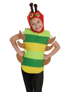 Childrens Caterpillar Costume