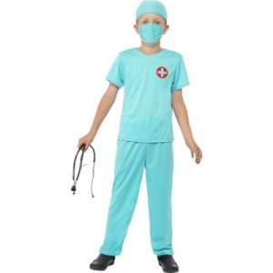 Surgeon / Doctor Fancy Dress Costume