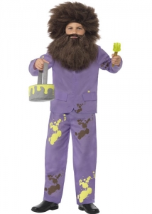 Childrens Mr Twit Fancy Dress Costume World Book Day Outfit Roald Dahl