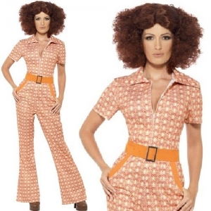 Ladies 1970's Authentic Chic