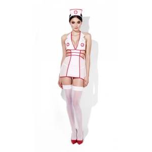 Valentines womens Sexy nurse,feel better saucy lingerie