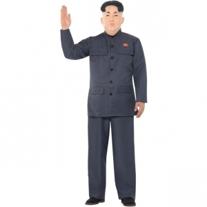 Mens Dictator Fancy Dress Costume