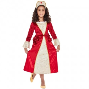 Girls Tudor Princess Costume