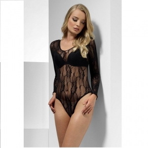 Ladies Lace Bodysuit