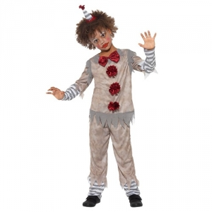 Kids Halloween Zombie Surgeon Fancy Dress Costume