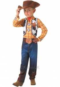 Children's Toy Story Woody Classic Costume