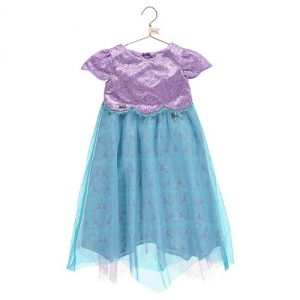 Girls Party Dress Disney Boutique Ariel Shimmer Dress