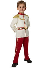 Boys Disney Fancy Dress Prince Charming Costume